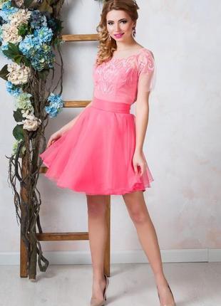 Скидка!шикарное вечернее платье seam