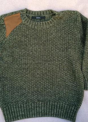 Кофта свитер тёплый детский