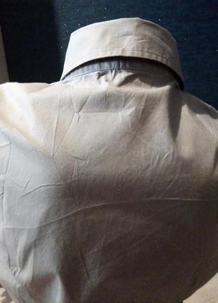 Рубашка без рукав  вторая вещь скидка 25%4 фото