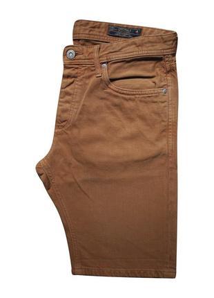 Мужские шорты джинсовые jack & jones m