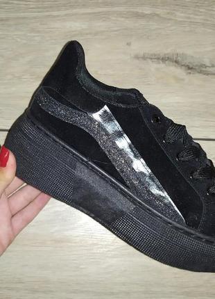 Криперы жeнские кеды кроссовки слипоны