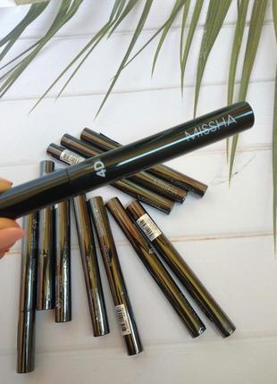 Missha the style 4d mascara - удлиняющая тушь для ресниц
