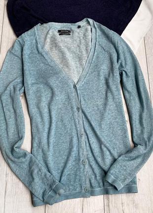 Свитер ,светер за ґудзиках , кардиган marc o polo