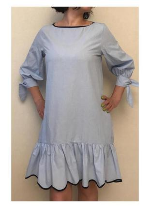 Платье-рубашка dilvin (турция)