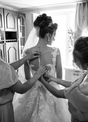 Весільне плаття від колекції nikole bride 2018
