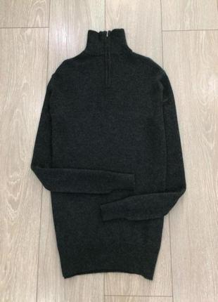Гольф свитер мериносовая шерсть кашемир