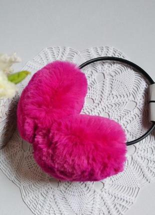 Bershka вушка рожеві