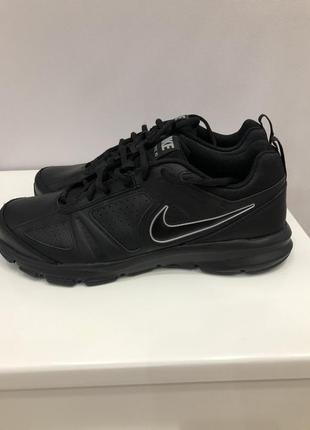 Оригинальные мужские кроссовки nike t-lite xi 44р, 28см