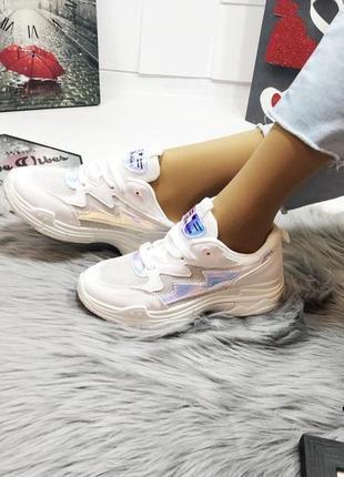 Стильные кроссовки по супер цене !