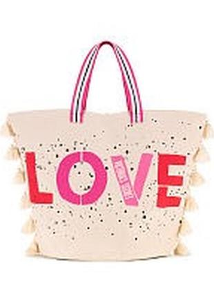 Яскрава пляжна сумка