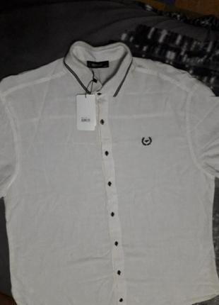 Бомбезная натуральная рубашка фирмы tamko