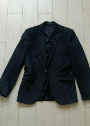 Вельветовый пиджак baronelli