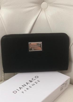 Женское портмоне из эко-кожы diana&co firenze