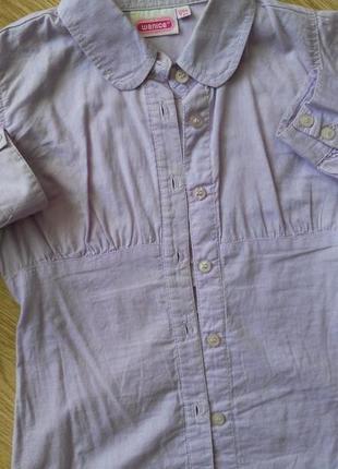 100% хлопок venice, стильная рубашка для девочки