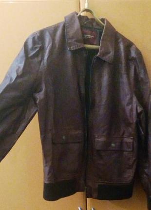 Американская кожаная куртка огромный выбор курток