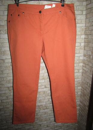 Шикарные стречевые джинсы р-р 18 от bpc