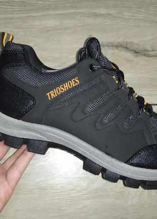 Демисезонные ботинки спортивные полуботинки  кроссовки
