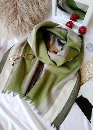Тонкий шарф burberry