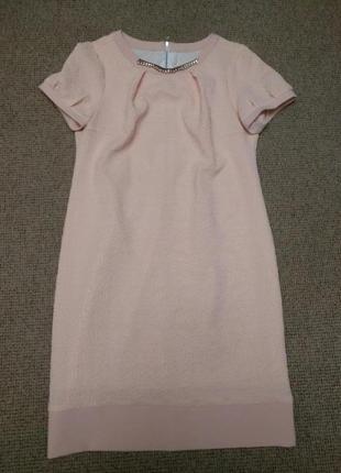 Плаття персикового кольору
