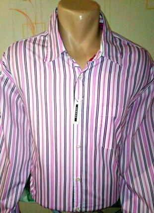 George мужская рубашка в полоску