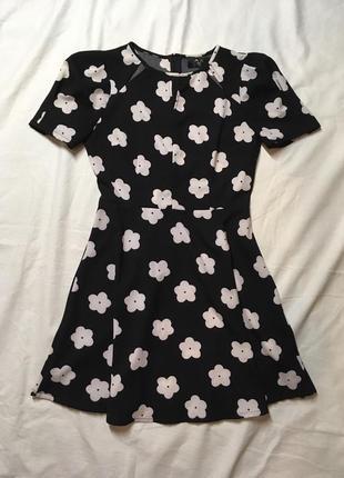 Платье в цветочек2 фото