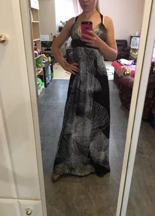Очень классное платье в пол