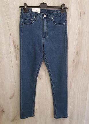 Високие зауденные джинсы3 фото