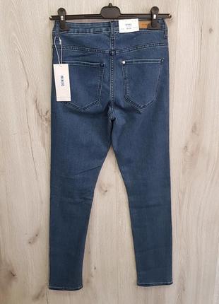 Високие зауденные джинсы4 фото