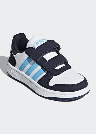 Детские кроссовки adidas neo hoops 2.0  bb7333