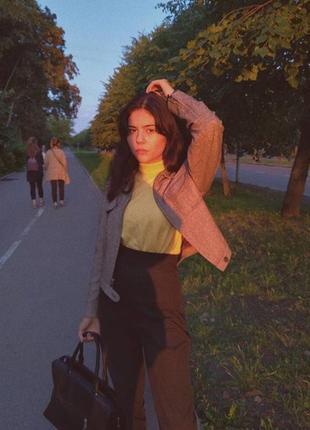 Короткая курточка-пиджак gap