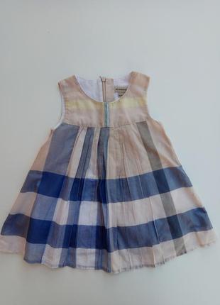 Платье-сарафанчик 12 мес