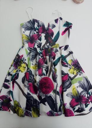 Шикарное платье evita. размер 14