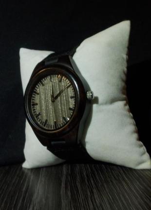 Деревянные наручные часы изготовлены из бамбука уценка!