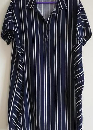 Платье рубашка mango s 36
