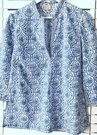 Рубашка коттоновая uk 12