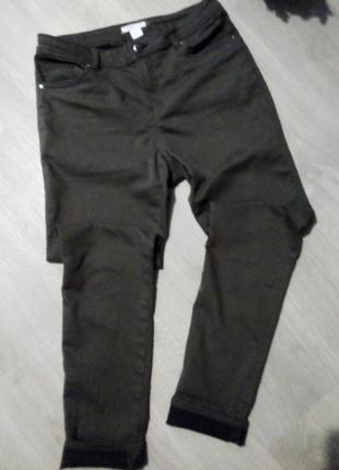 Брендовые брюки хаки