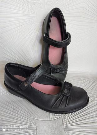 Брендовые туфли кожа clarks
