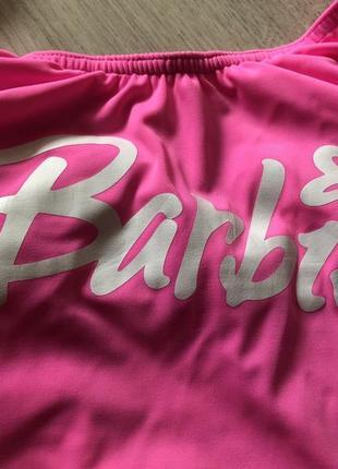Ярко розовый купальник barbie2 фото
