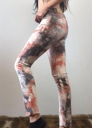 Тай дай джинсы дизайнерские италия