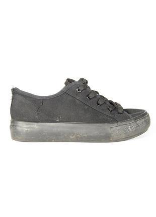 Мужские кеды, черные кеды на платформе, спортивные туфли на шнуровке