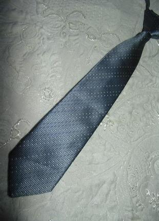 Детский галстук на липучке