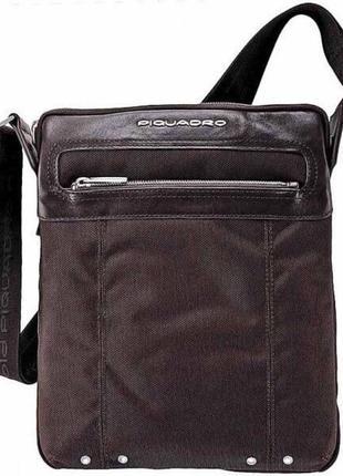 Новая сумка через плечо piquadro