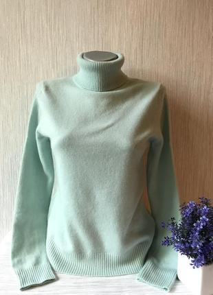 Брендовый кашемировый свитер john lewis