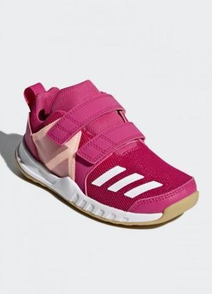Детские кроссовки adidas fortagym kids артикул ah2561