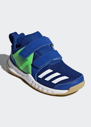 Детские кроссовки adidas fortagym kids артикул ah2562