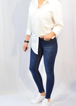 2956\90 синие джинсы denim&co m