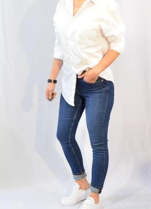2957\100 синие джинсы cheap monday m l