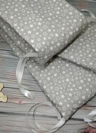 Бортики в детскую кроватку 52 *93