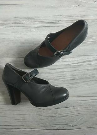 Туфлі шкіра chie mihara (іспанія)