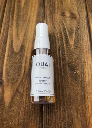 Спрей для создания локонов ouai wave spray 50 ml